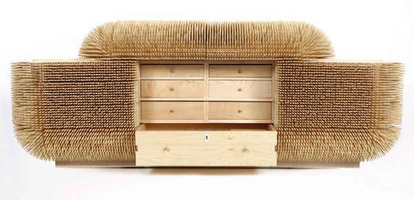 Stunning Transformable Furniture By Sebastian Errazuriz