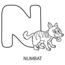 50 Alphabet Coloring Pages Your Toddler Will Love