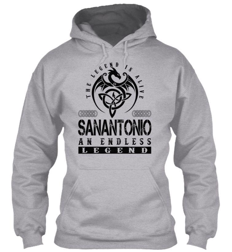 SANANTONIO - Legends Alive #Sanantonio