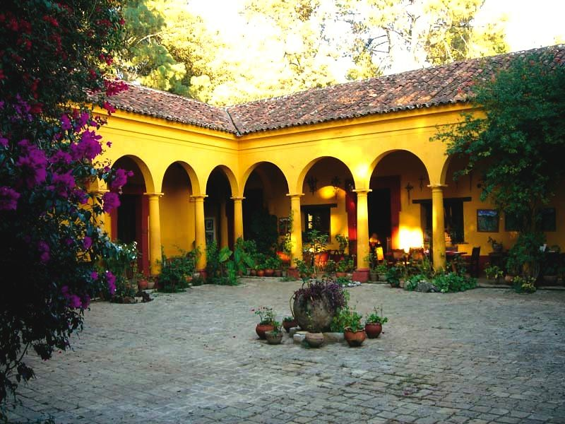 Magnific mexican home, from San Cristobal, Chiapas