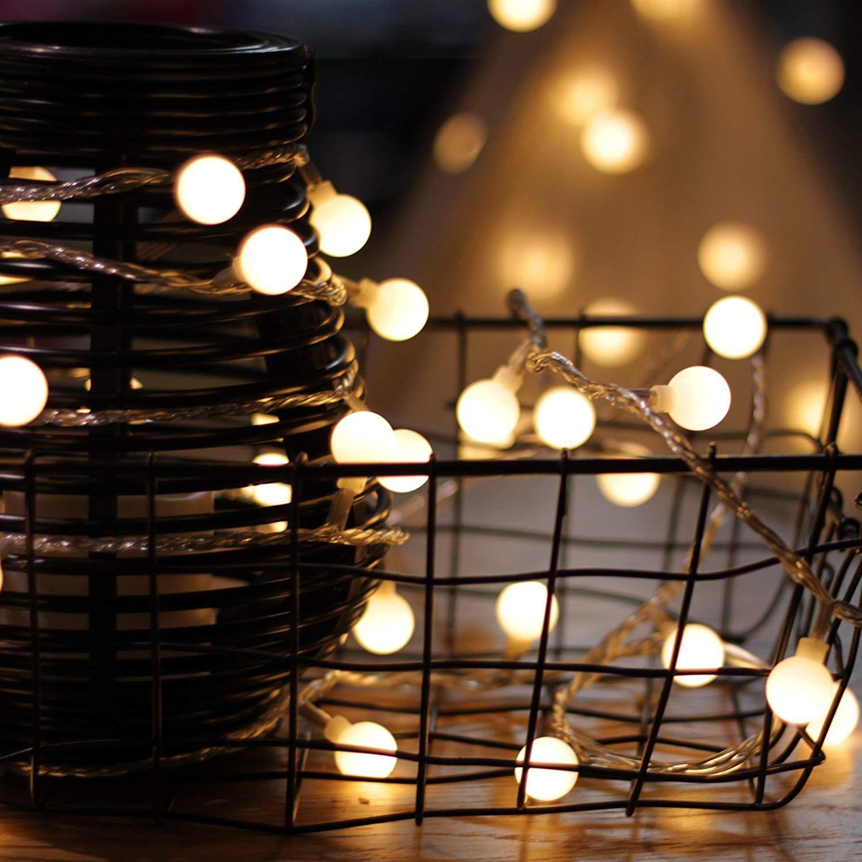 Led Lichterkette Weihnachten.Top 10 Der Besten Lichterketten Für Weihnachten Haus Küche