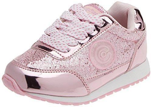 official photos f3c83 a58fa Comprar Ofertas de Conguitos HV127316, Zapatillas para Niñas, Rosa  (Glitter), 28 EU barato. ¡Mira las ofertas!
