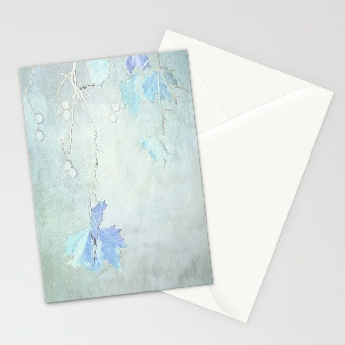 Maple #Stationery #Card by aRTsKRATCHES.