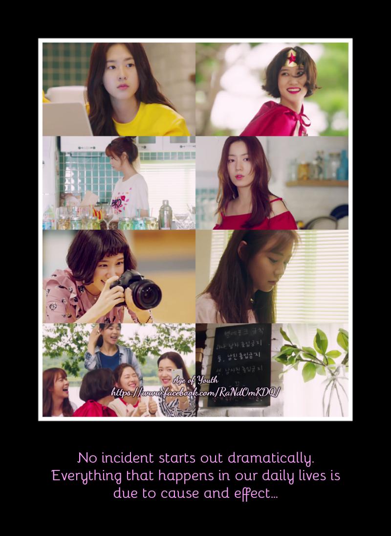 age of youth age of youth korean drama quotes korean drama