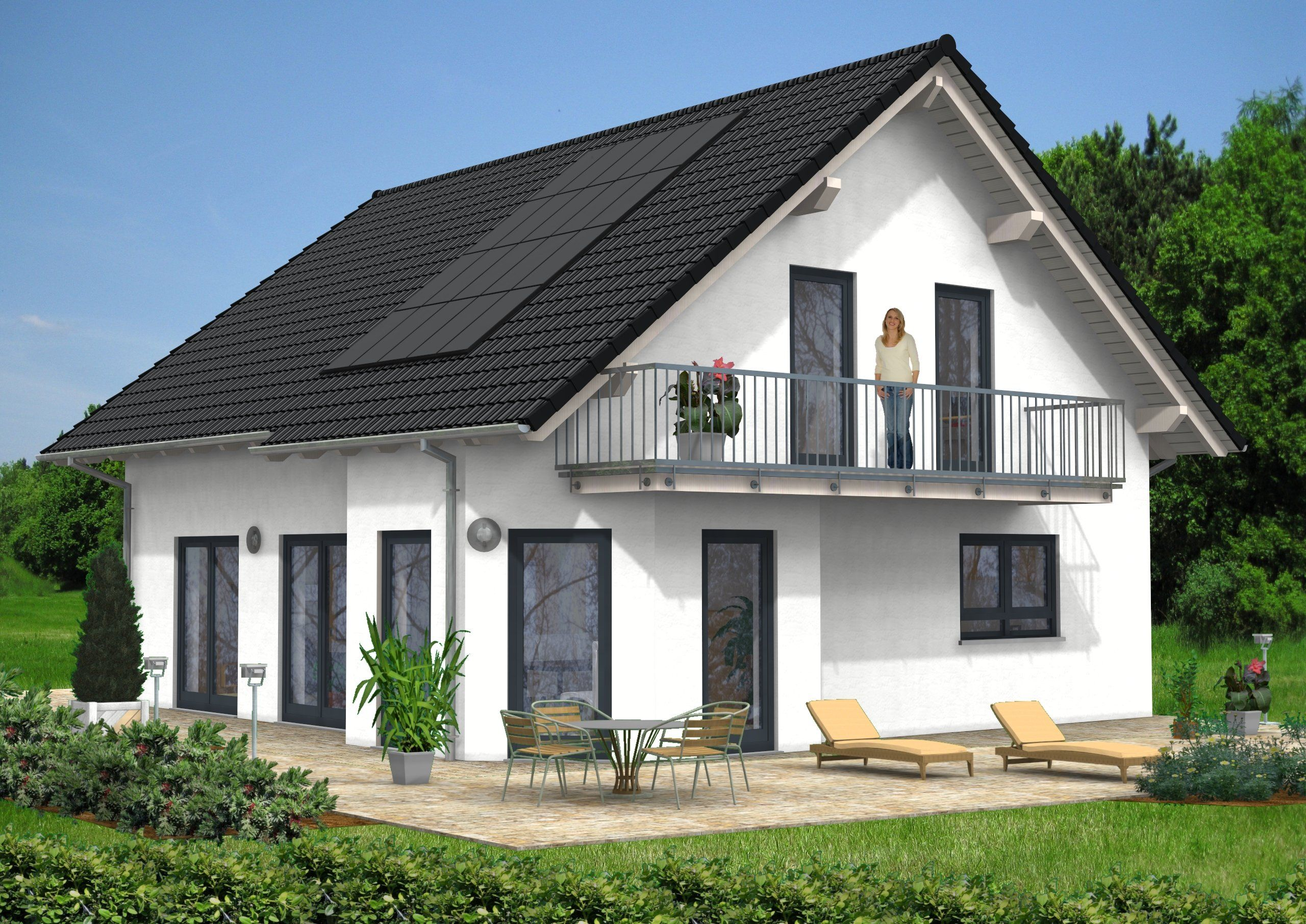 Ökologischer Hausbau in Leutkirch im Allgäu. Ihr
