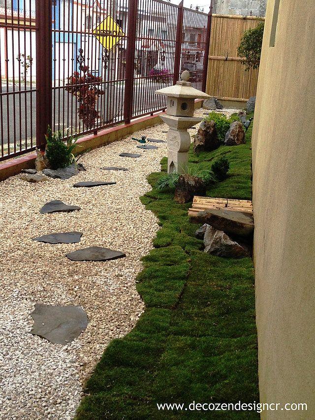 Dise o de jardines japoneses costa rica servicios de - Jardines japoneses zen ...