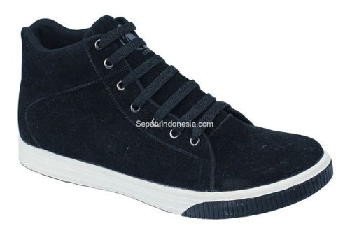 Pin Oleh Frankayama 279 Di Shoes Sepatu Sepatu Boots Hitam