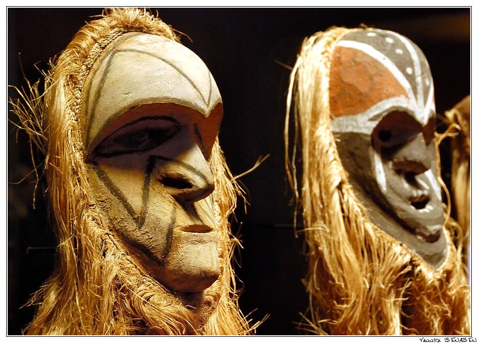 masque africain musee quai branly