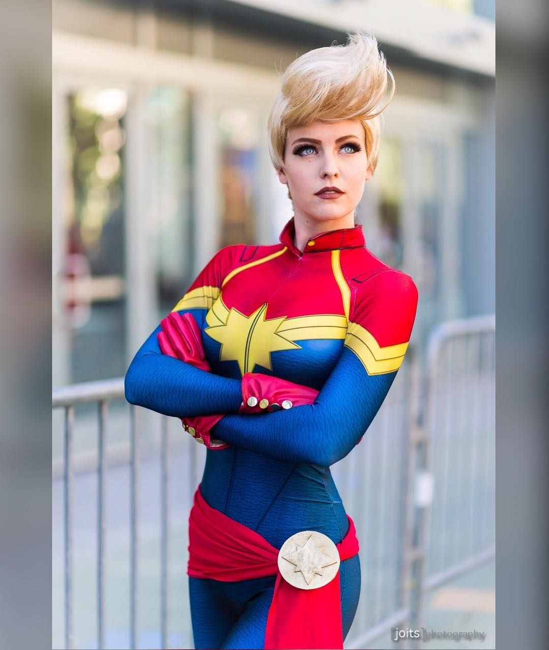 Marvel Malvorlagen Marvel Superhero The Marvel Super: Hello Captain Marvel! [Cosplay]