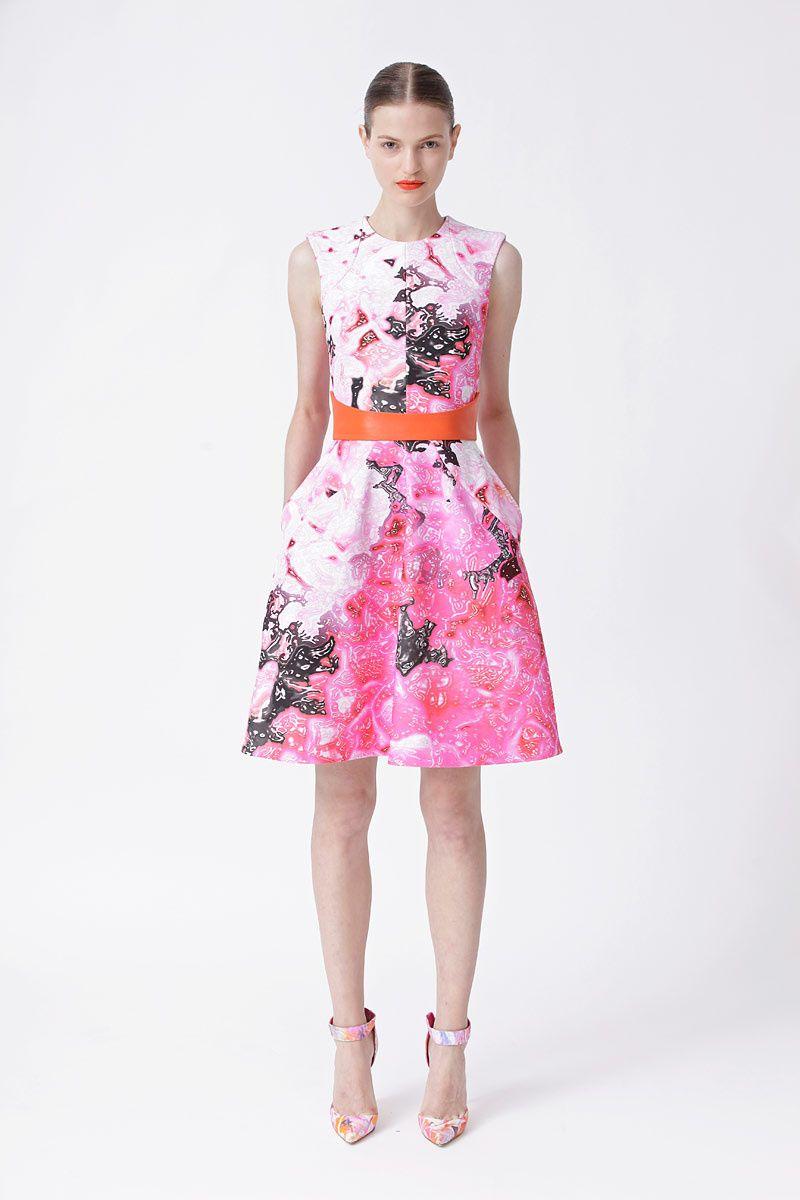 Monique Lhuillier | Fashion - Dresses (everyday wear) | Pinterest ...
