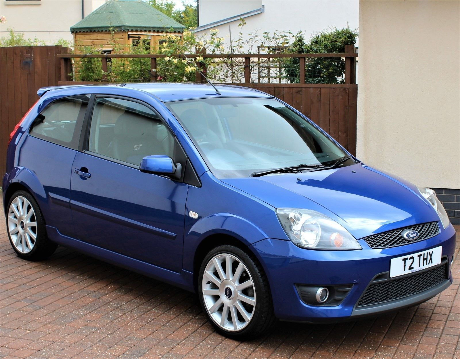 Looking For A Ford Fiesta St 2 0 Duratec 5 Speed Manual