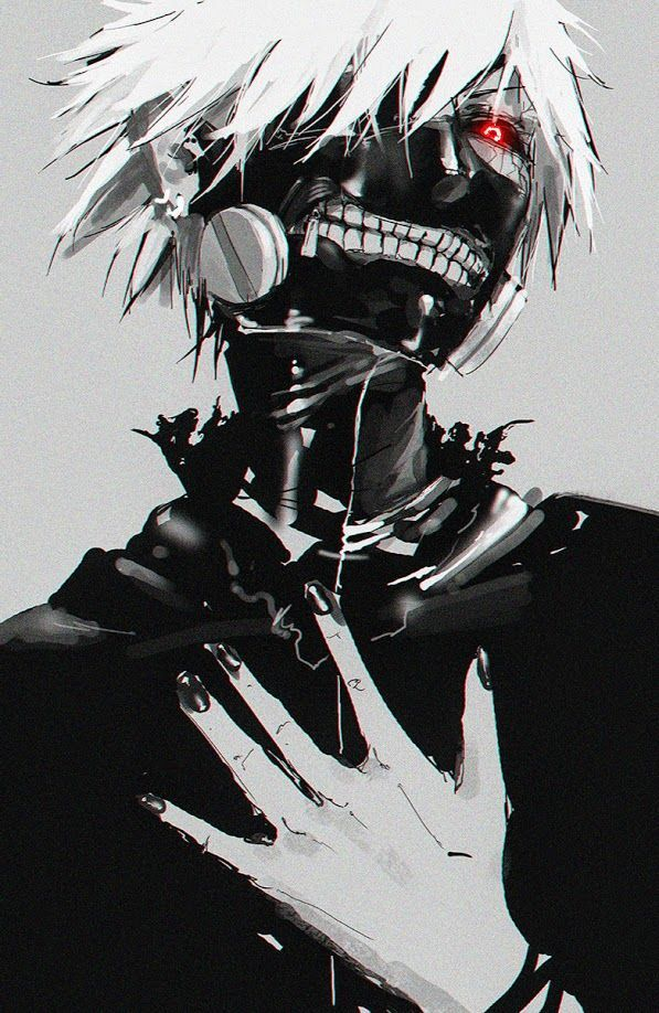 Pin On Anime Tokyo Ghoul