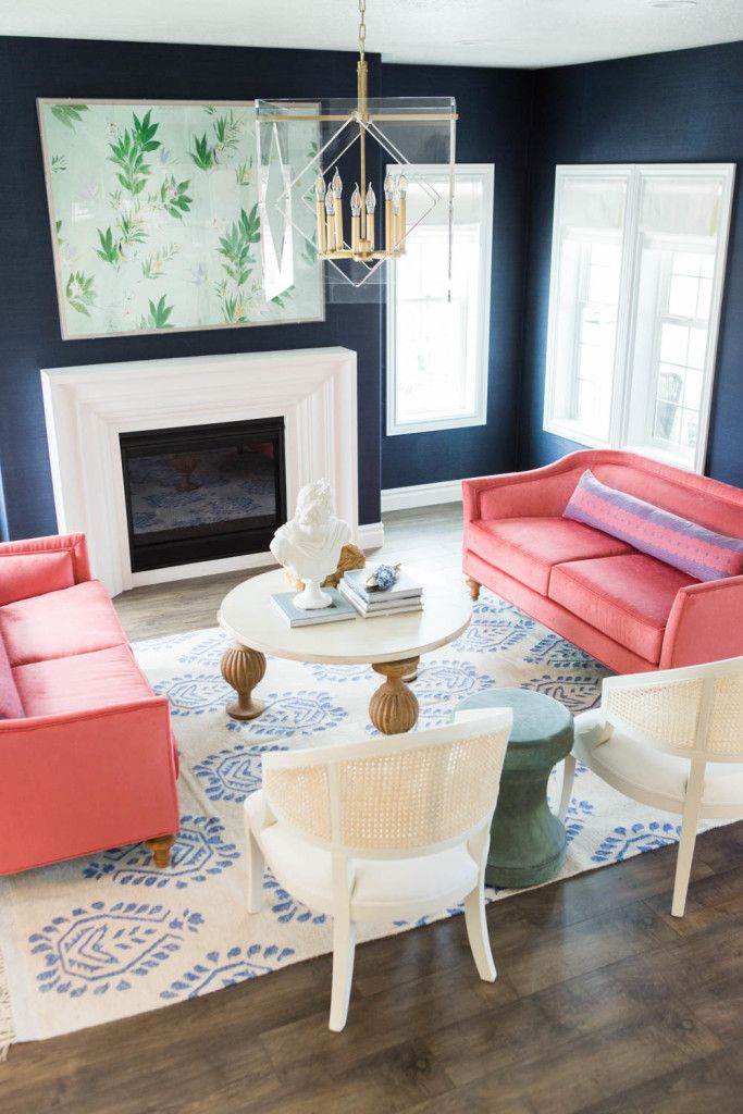 Hartford Model Living Room & Office - House of Jade Interiors Blog ...