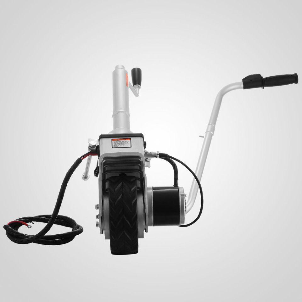 High quality 350W Motorised Jockey Wheels 12V Electric Power