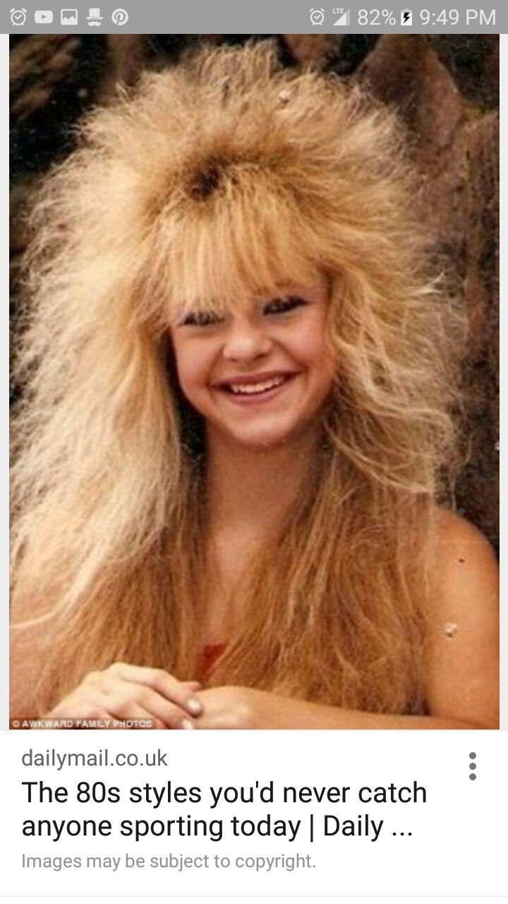 pin renee crazy 80's 1980s