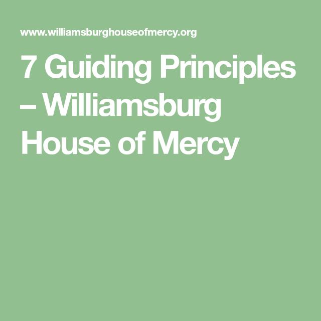 7 Guiding Principles Social Institution Principles Human Dignity