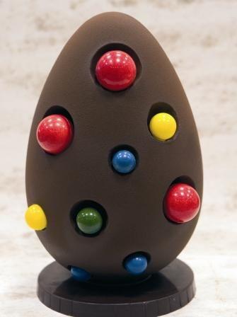 Con bolas Chocolate Veľká noc Pinterest Bolitas, Huevo y - huevos decorados