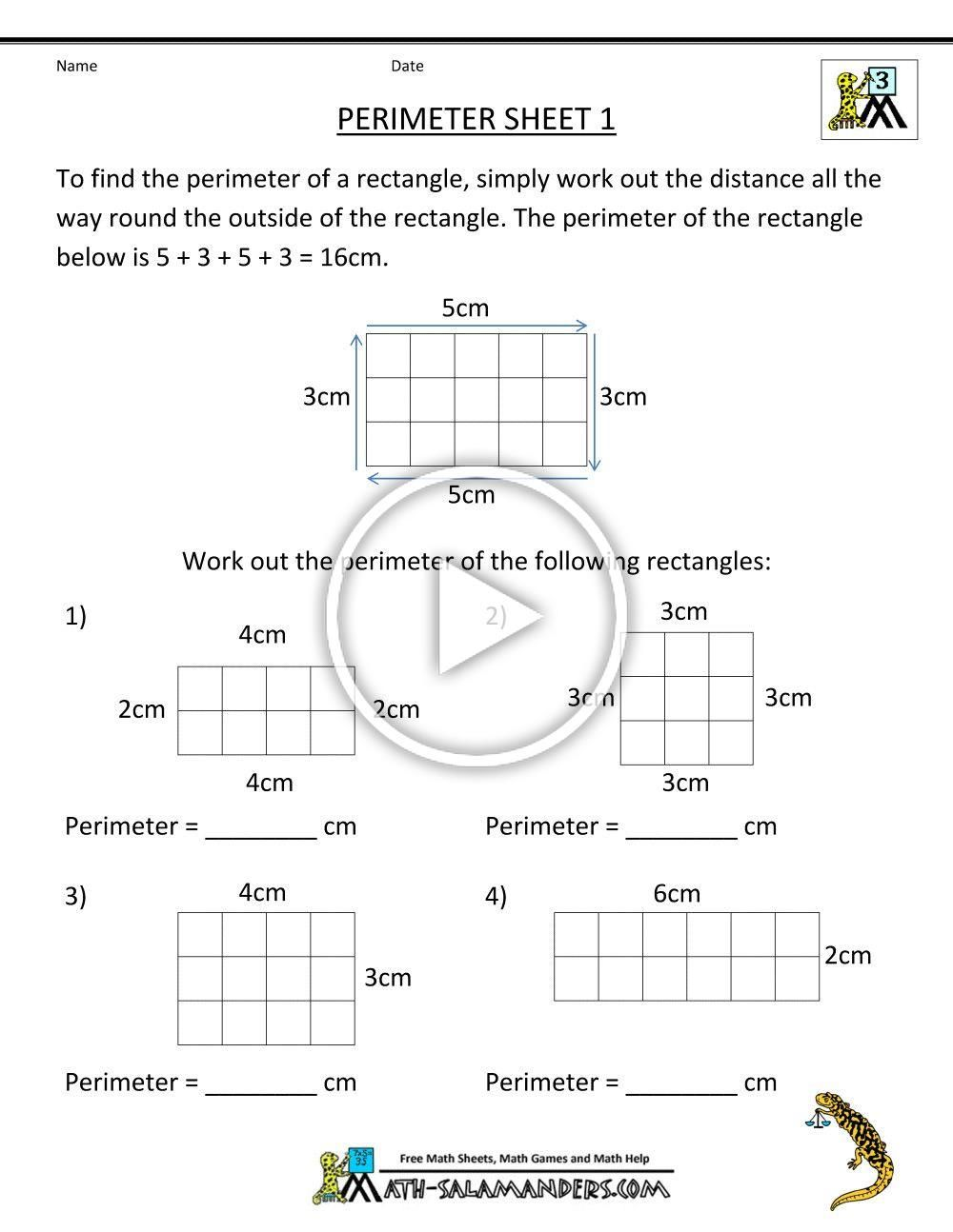 hight resolution of 2 Capacity Worksheets Grade 2 free 3rd grade math worksheets perimeter 1 √  Capacity Worksheets Grade 2 . 2 Capacity Worksheets Grade 2 . Inches  Measurement Work… in 2020