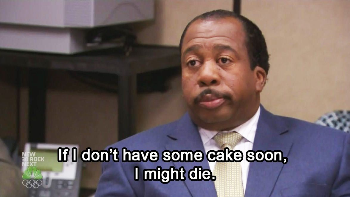 Funny Memes For Work Friends : 12 times stanley from 'the office' said what we were all thinking at