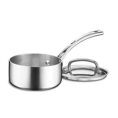 Cuisinart Saucepan with Lid Size: 3 qt.