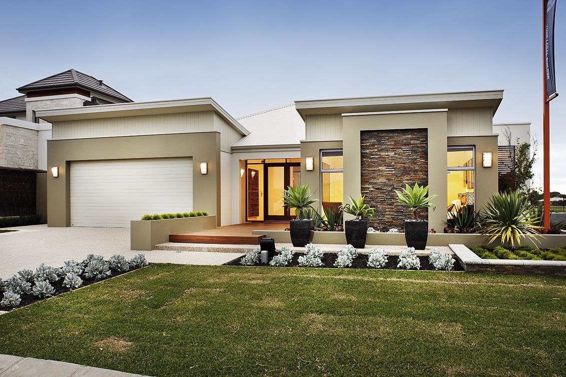 The Quindalup - Single Storey Home Design | WA Country Builders ...