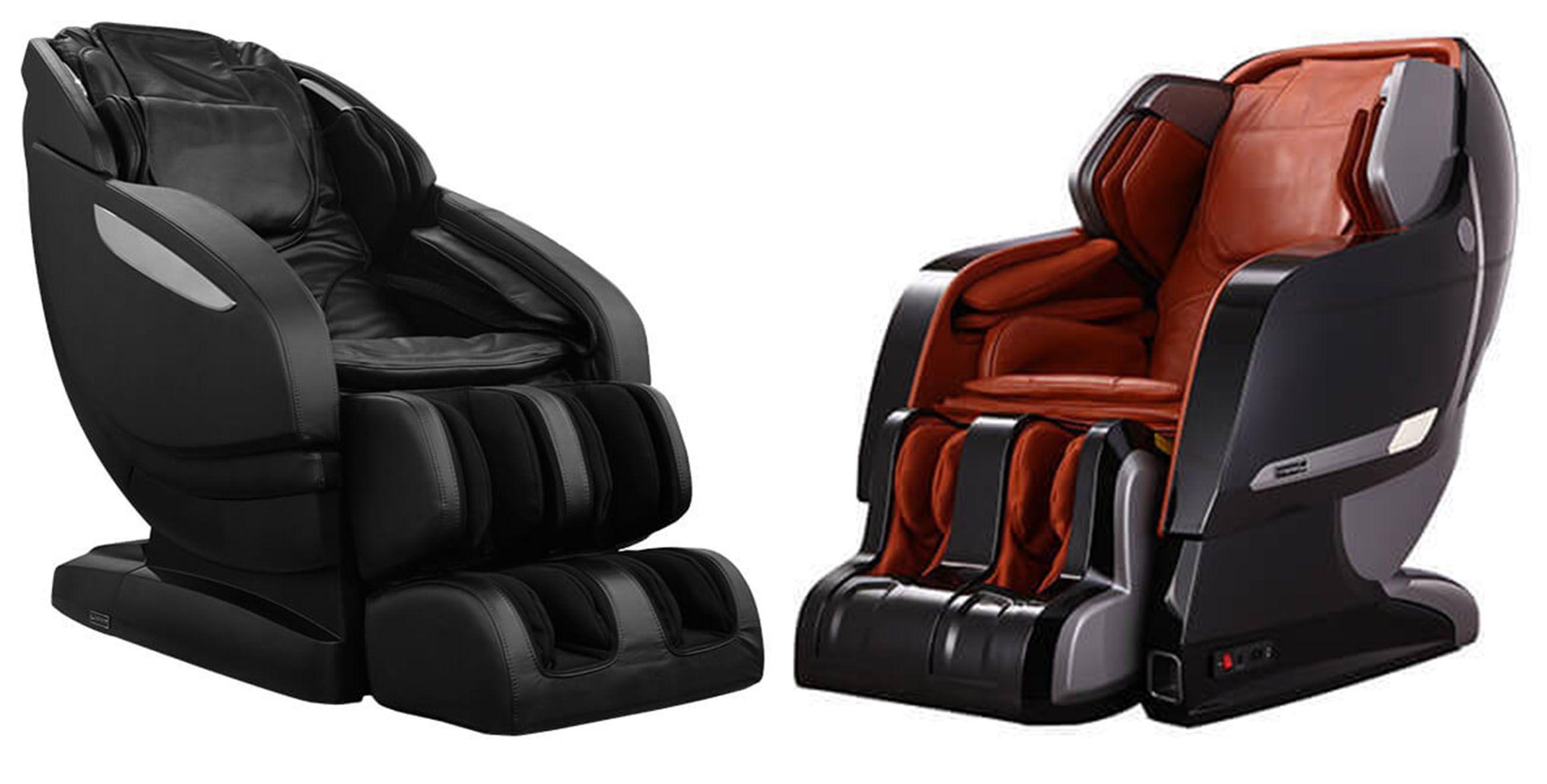 Infinity Altera vs Infinity Iyashi Massage chair