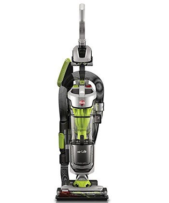 4. Hoover Air Lift Deluxe Bagless Upright Vacuum