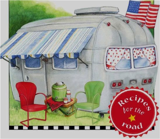 FREE Gooseberry Patch e-Cookbook: RV Cooking