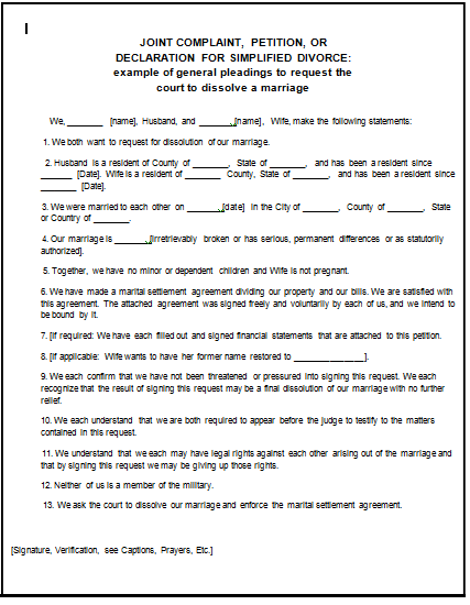 picture about Printable Divorce Papers for Georgia known as Untrue divorce papers pdf worksheet towards print bogus divorce