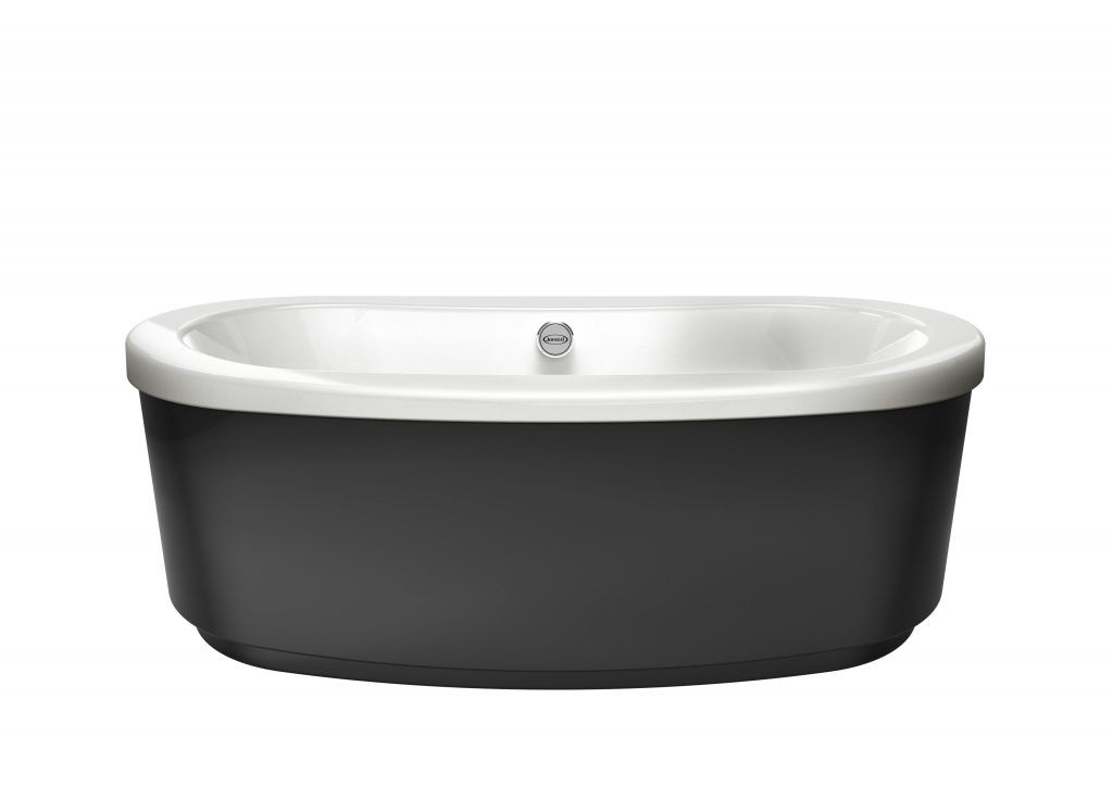 Modena Freestanding Whirlpool Tub | Jacuzzi Luxury Bath | Pinterest ...