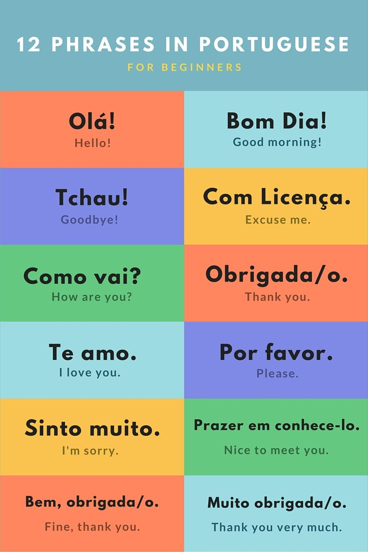 how to remember portuguese words