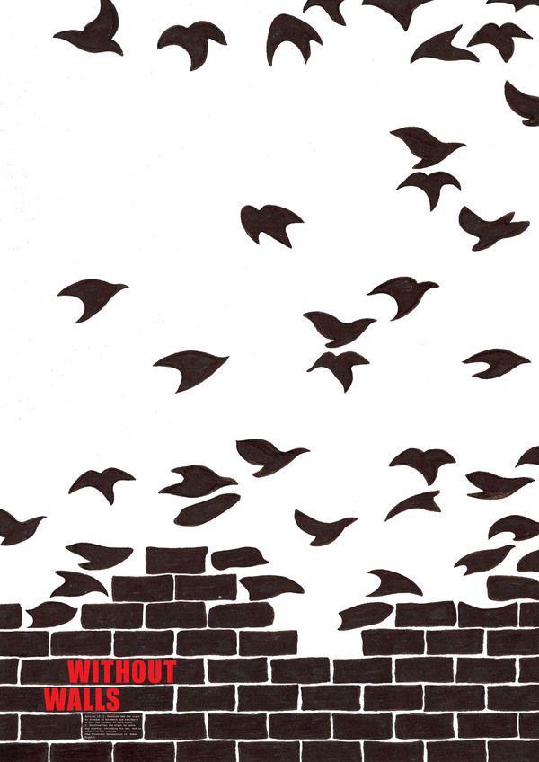 social design I by Anna Gizella Varga, via Behance