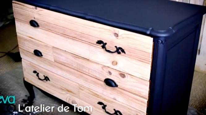 La De Dans L'atelier TomModerniser Commode MamieRelooker thQdsrC