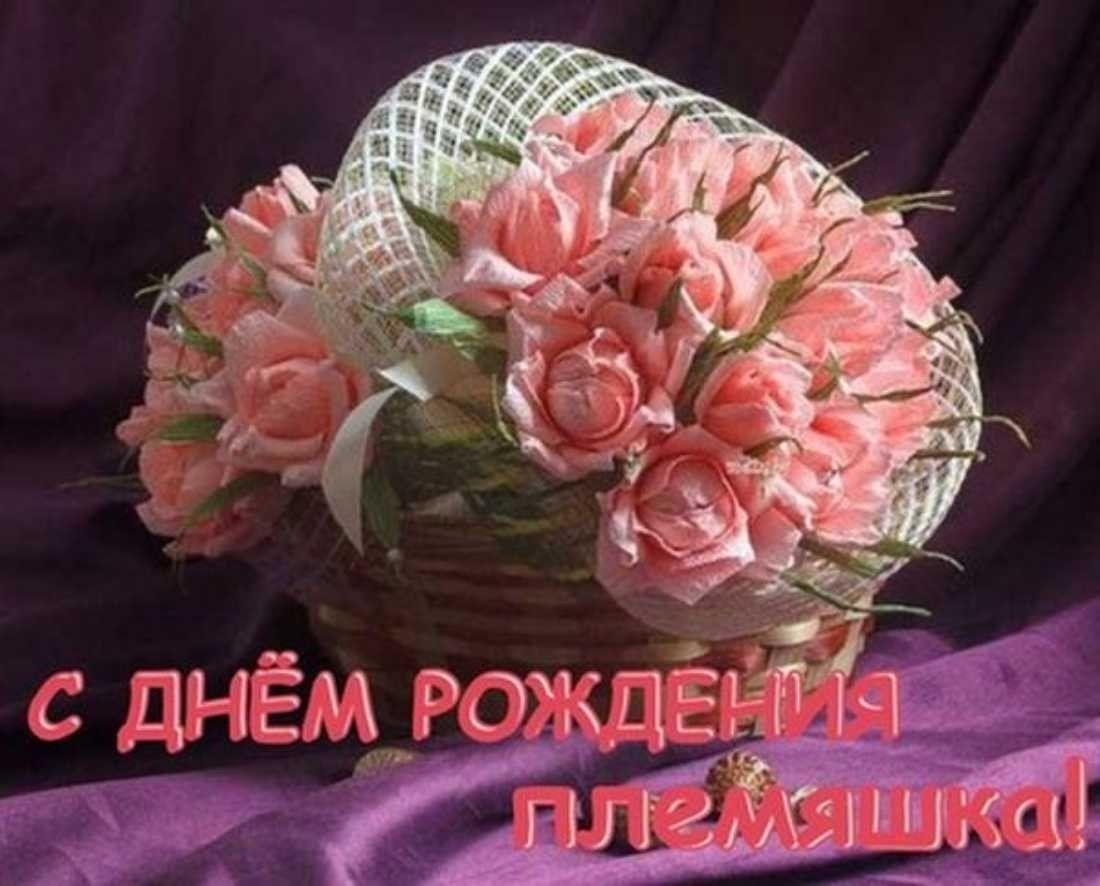 Поздравления с днем рождения племянницы по имени