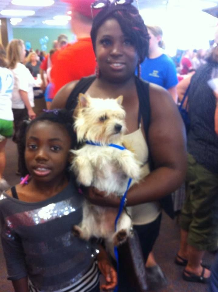 Kyzer and several of his buddies from the City of Mobile now have new homes at a very successful event today. Congratulations!  #maddiesadopt #mobilecounty #AL