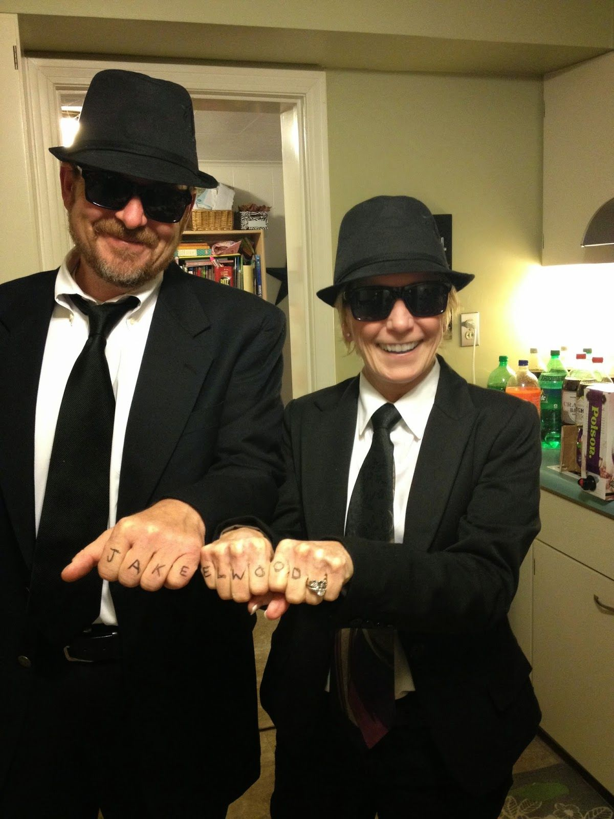 The Blues Brothers | Snl characters, Blues brothers and Sideburns