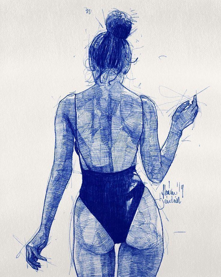 Photo of Flo B Gute Nacht. . . #dutt #girl #ootd #break #body #chill – Drawings –