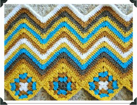 Crochet Link Love - Best Web Posts of the Week | Quadrate und Häkeln
