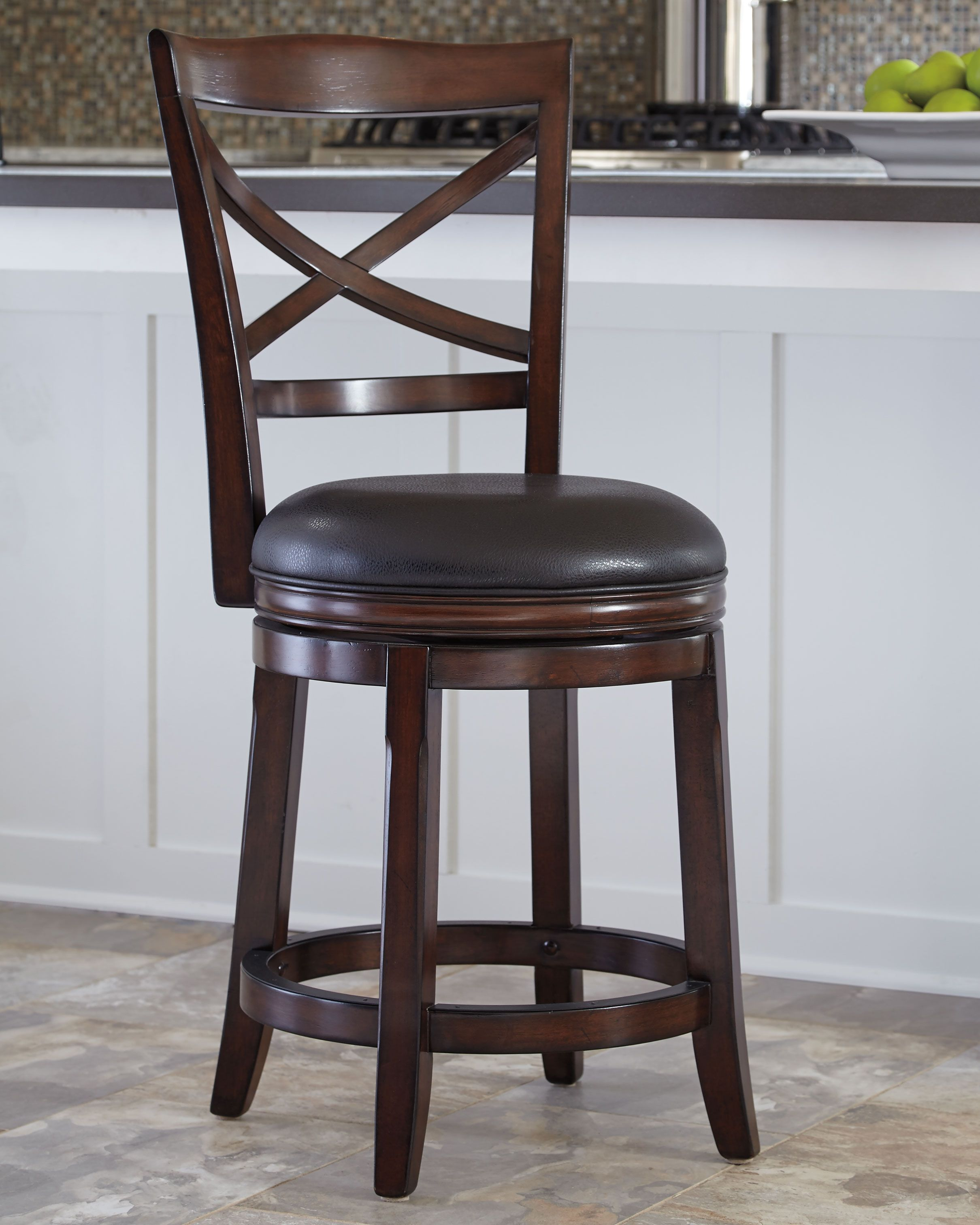 Surprising Porter Counter Height Bar Stool Set Of 2 Products Bar Pabps2019 Chair Design Images Pabps2019Com