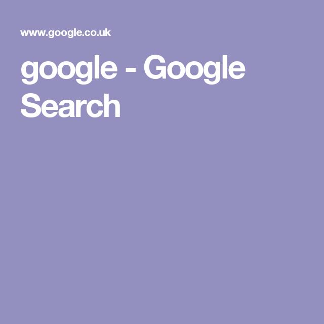 google - Google Search