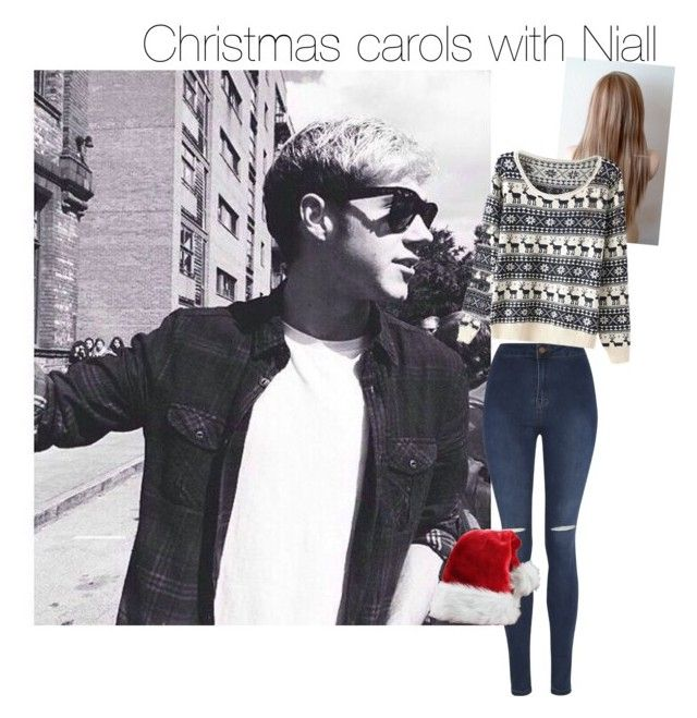 """""""Christmas carols with Niall"""" by sammie-122xx ❤ liked on Polyvore featuring George and OneDirectionPreferences"""