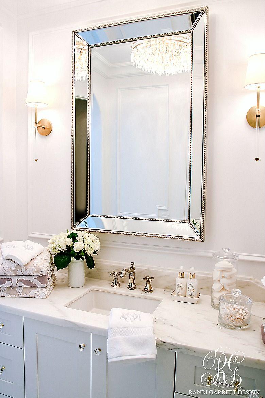 5 Stylish ways to Make your Bathroom Feel Custom | Pinterest ...