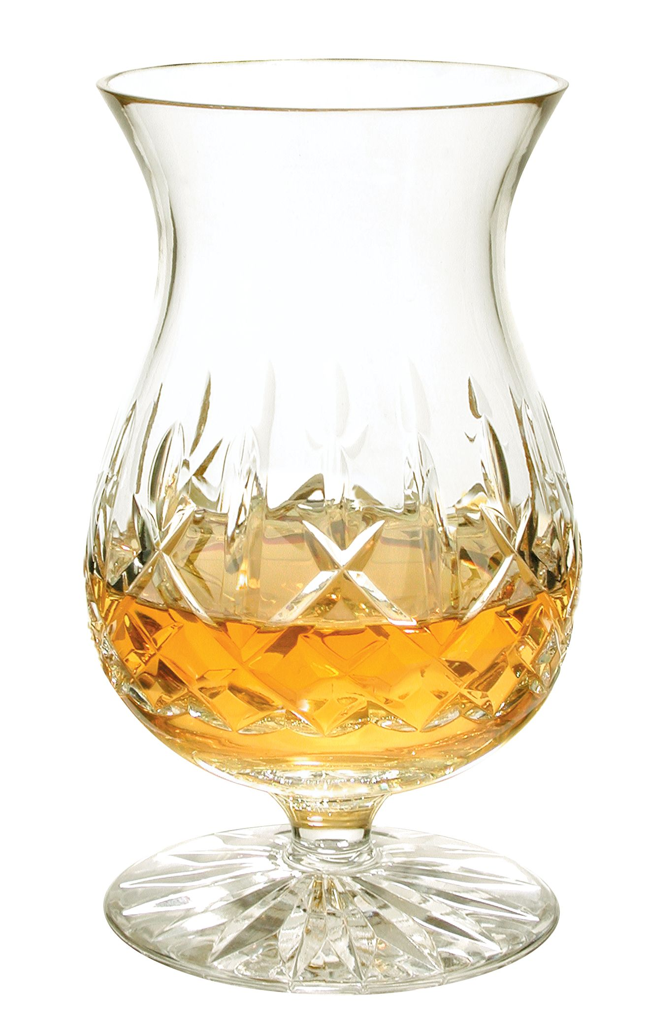 Single Malt Scotch Glass  A great addition to any bar made by a great company. I have 4 for daily use - every great Scotch deserves to be handled with dignity!
