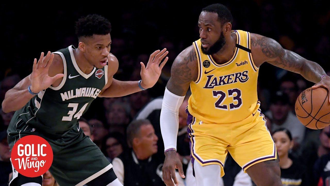 LeBron's big weekend shakes up the NBA MVP race Golic