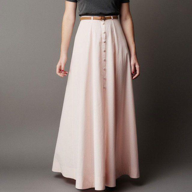 coudre une jupe les plus beaux patrons de couture patron jupe jupes longues et coudre. Black Bedroom Furniture Sets. Home Design Ideas