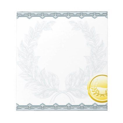certificate diploma background template notepad paper gifts