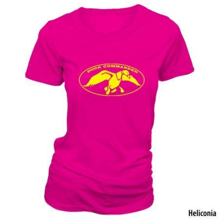 Duck Commander Womens Logo Short-Sleeve Tee-747045 - Gander Mountain