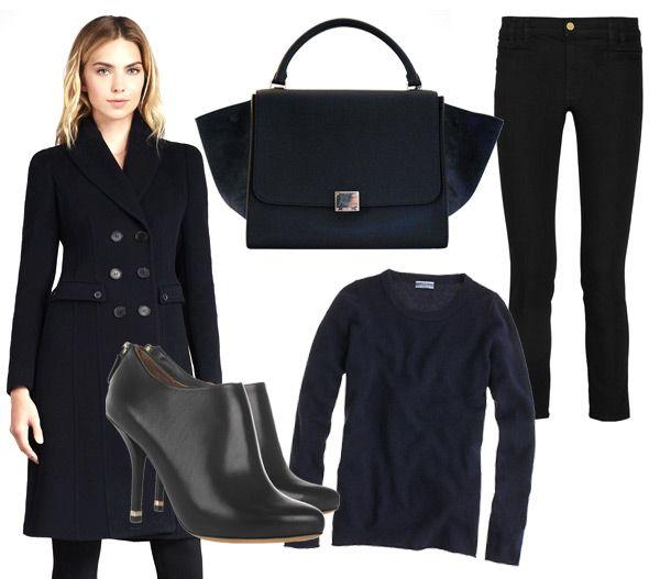 Jennifer Anistons Go-To Denim and Wardrobe Essentials Are