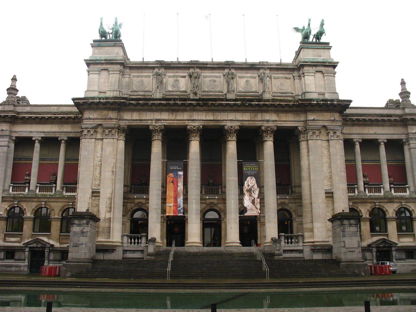 Pin Agnieszka Brukselka Museum Belgium Of