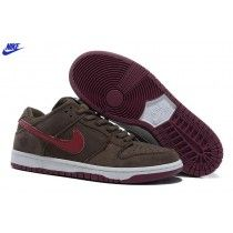 purchase cheap 69b2f 6bfa0 Homme Nike à vendre Dunk Low Pro SB Chaussures Ironstone Barn Blanche)  Rabais 304292-063-20